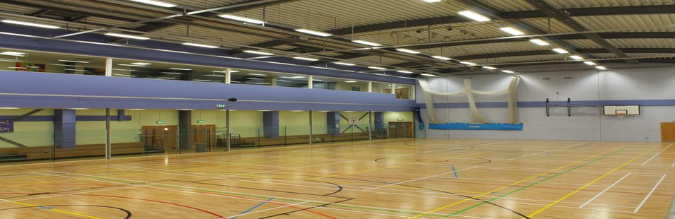 Sports Hall Website