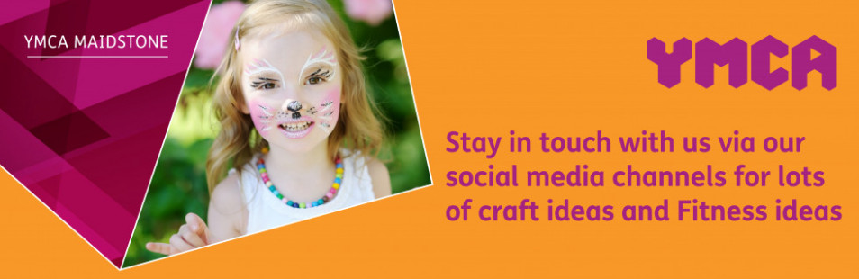 YMCA Craft ideas Covid